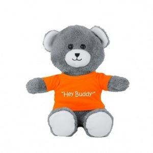 "8/"" plush bean bag Bear w//shirt Keystone Colorado doll good condition"